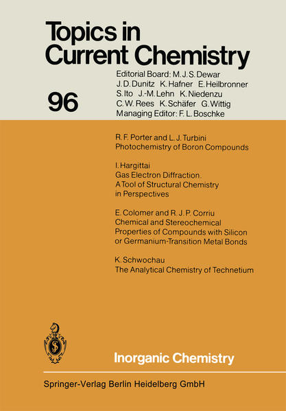 Inorganic Chemistry - Coverbild