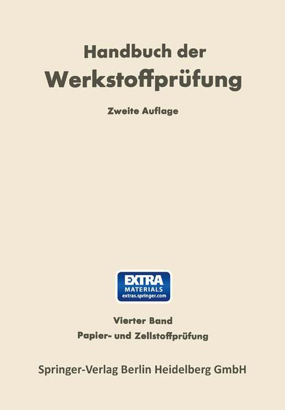 Papier- und Zellstoff-Prüfung - Coverbild