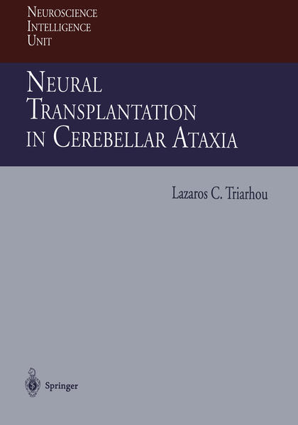 Neural Transplantation in Cerebellar Ataxia - Coverbild