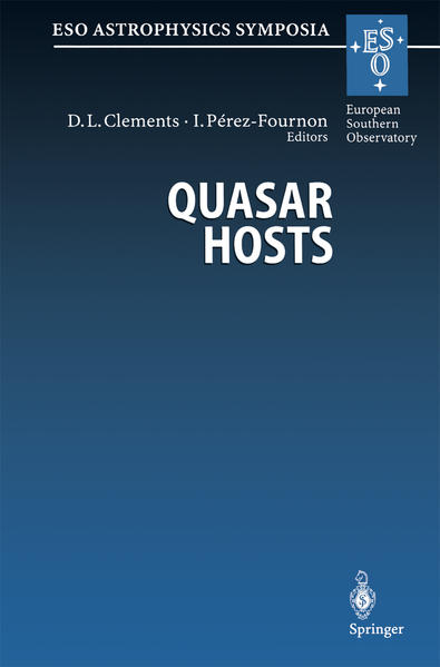 Quasar Hosts - Coverbild