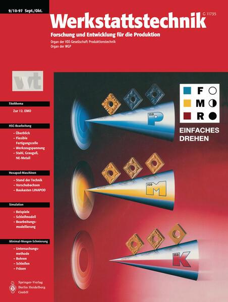 Werkstattstechnik - Coverbild