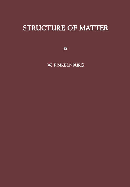 Structure of Matter - Coverbild