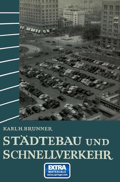 Städtebau und Schnellverkehr - Coverbild