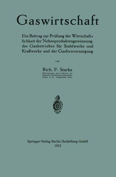 Gaswirtschaft - Coverbild
