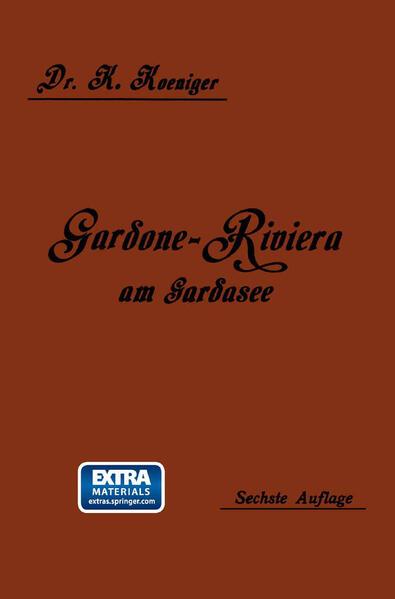 Gardone Riviera am Gardasee als Winterkurort - Coverbild