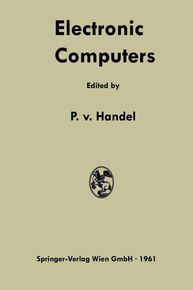 Electronic Computers - Coverbild