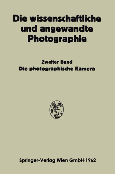 Die Photographische Kamera - Coverbild