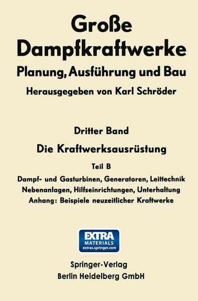 Die Kraftwerksausrüstung - Coverbild