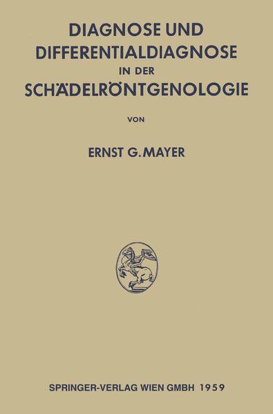 Diagnose und Differentialdiagnose in der Schädelröntgenologie - Coverbild