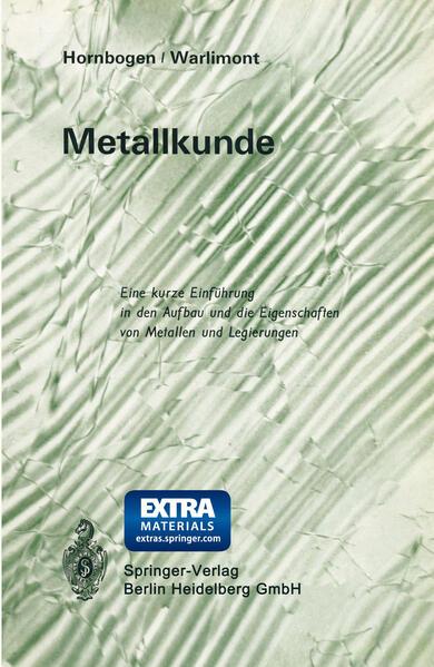 Metallkunde - Coverbild
