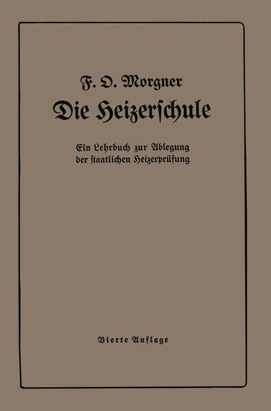 Die Heizerschule - Coverbild