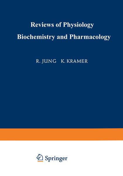 Ergebnisse der Physiologie Biologischen Chemie und Experimentellen Pharmakologie / Reviews of Physiology Biochemistry and Experimental Pharmacology - Coverbild