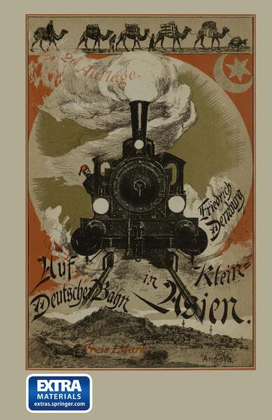 Auf Deutscher Bahn in Kleinasien - Coverbild