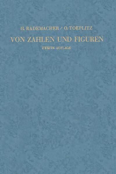 Von Zahlen und Figuren - Coverbild