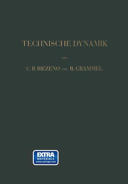 Technische Dynamik - Coverbild