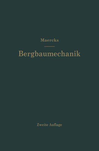 Bergbaumechanik - Coverbild