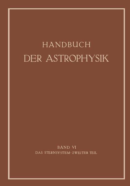 Das Sternsystem - Coverbild