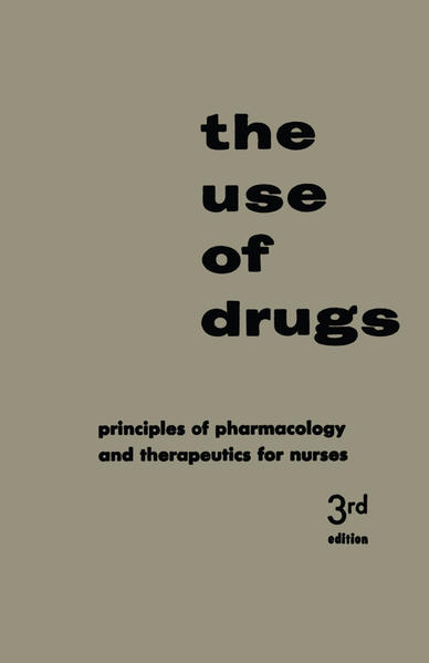 The Use of Drugs - Coverbild