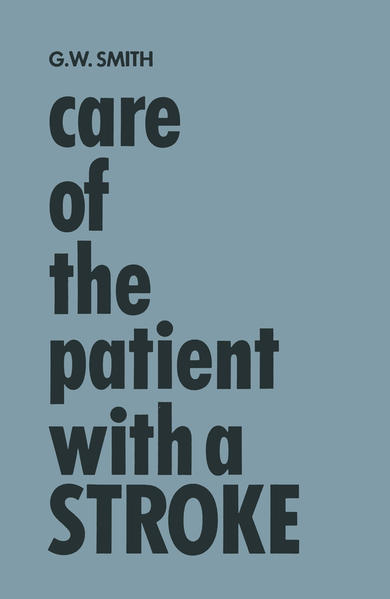 Care of the Patient with a Stroke - Coverbild