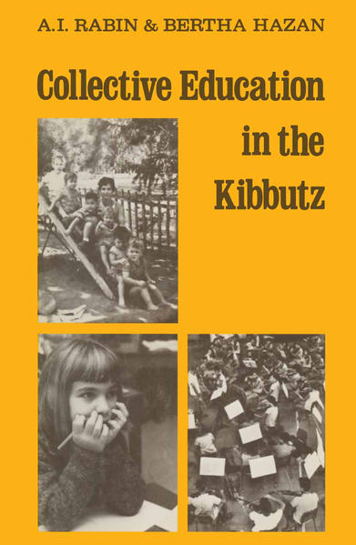 Collective Education in the Kibbutz - Coverbild