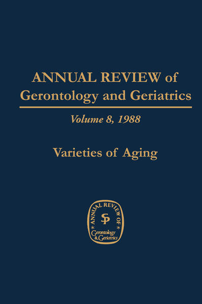 Varieties of Aging - Coverbild