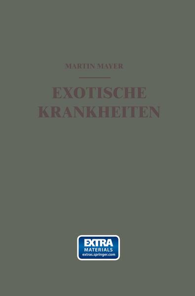 Exotische Krankheiten - Coverbild