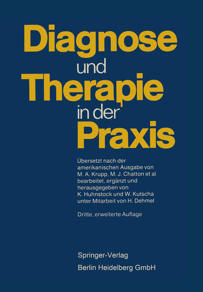 Diagnose und Therapie in der Praxis - Coverbild