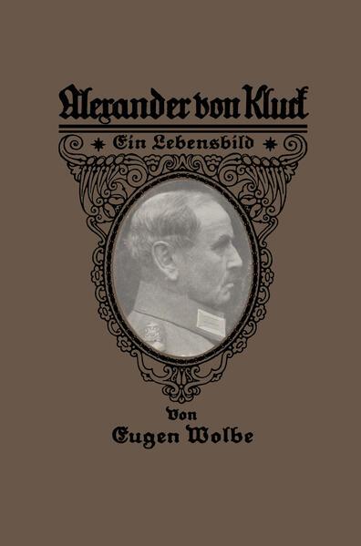 Alexander von Kluck - Coverbild