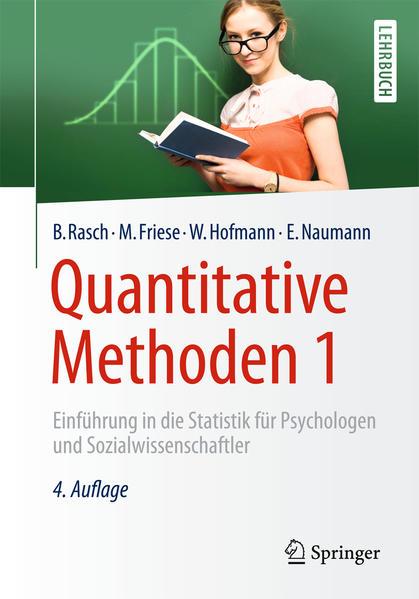 Quantitative Methoden 1 - Coverbild