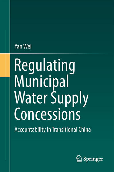Regulating Municipal Water Supply Concessions - Coverbild