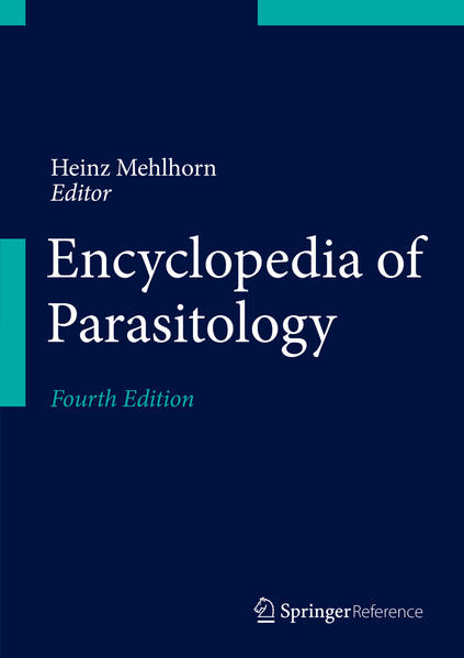 Encyclopedia of Parasitology - Coverbild