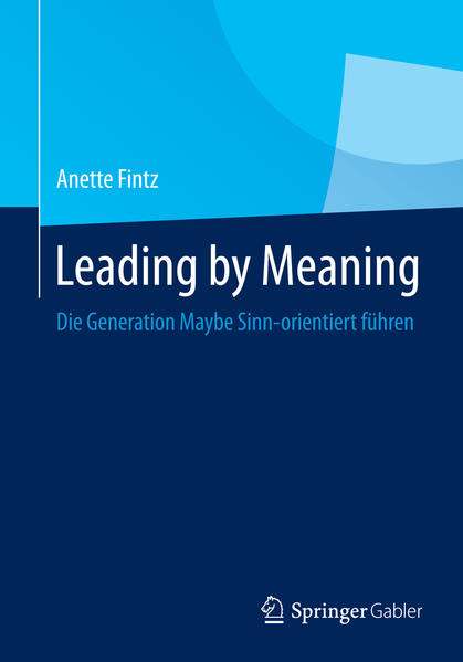 Leading by Meaning - Coverbild