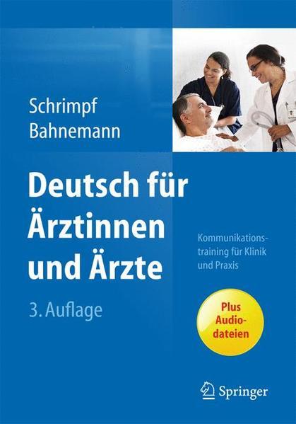 Deutsch für Ärztinnen und Ärzte PDF Kostenloser Download