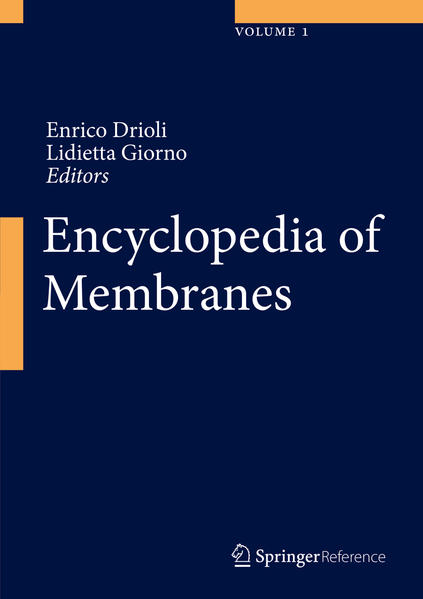 Encyclopedia of Membranes - Coverbild