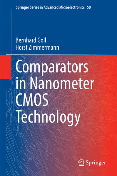 Comparators in Nanometer CMOS Technology - Coverbild