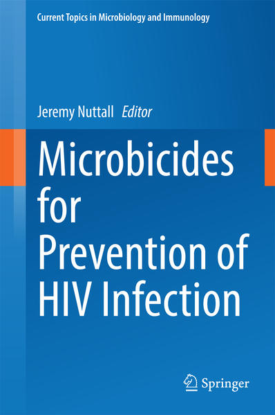 Microbicides for Prevention of HIV Infection - Coverbild