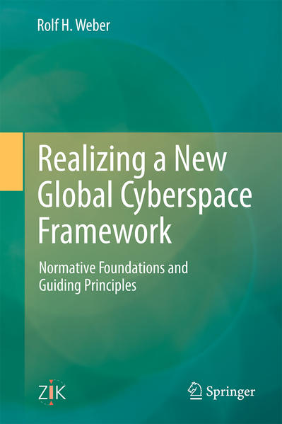 Realizing a New Global Cyberspace Framework - Coverbild