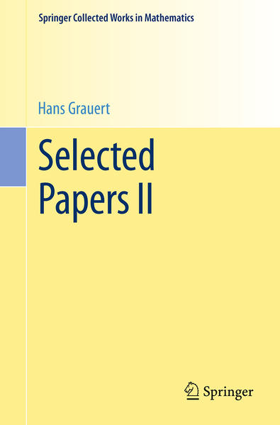 Selected Papers II - Coverbild