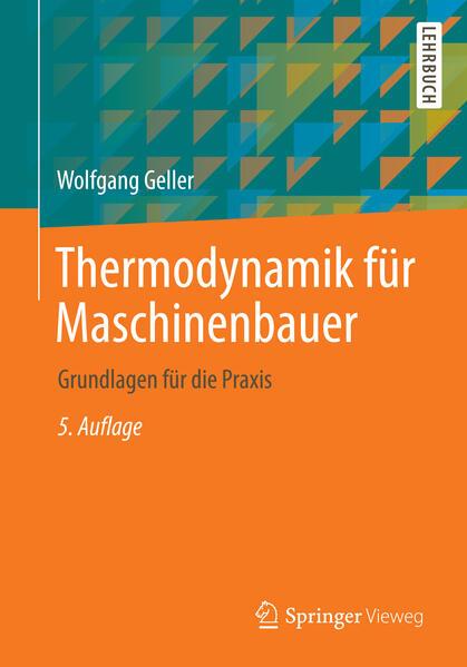 Thermodynamik für Maschinenbauer - Coverbild