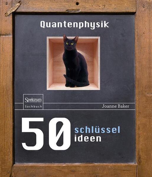50 Schlüsselideen Quantenphysik - Coverbild