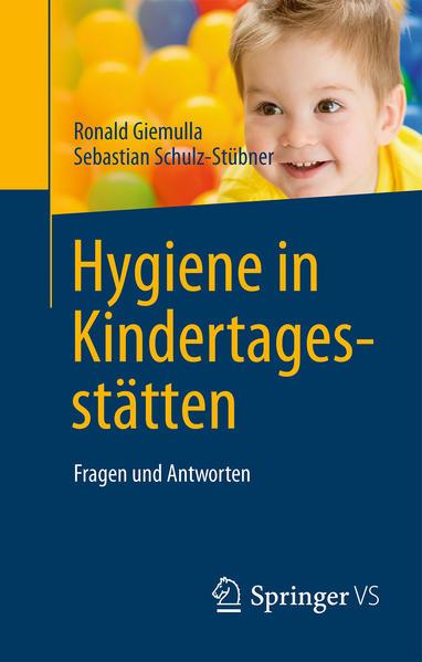 Hygiene in Kindertagesstätten - Coverbild