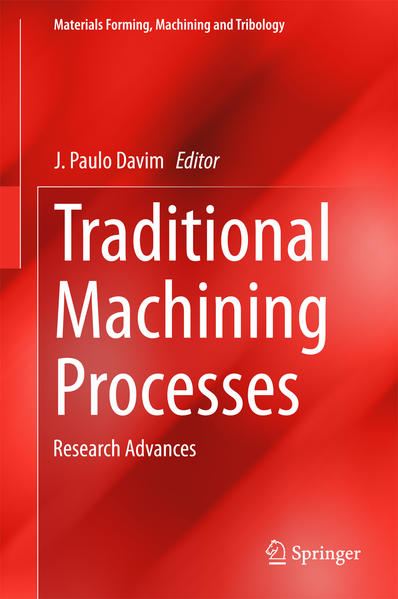Traditional Machining Processes - Coverbild