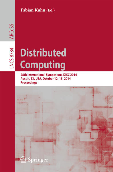 Distributed Computing - Coverbild
