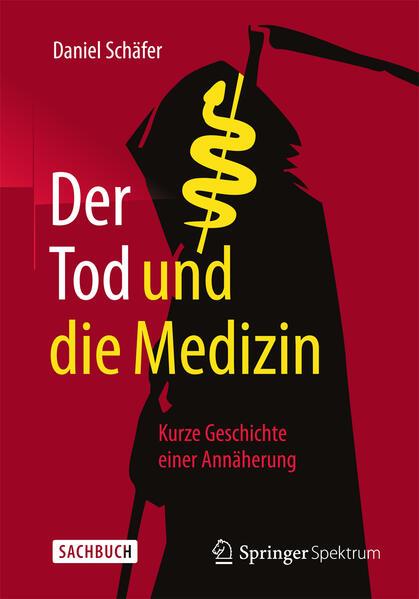 Der Tod und die Medizin - Coverbild