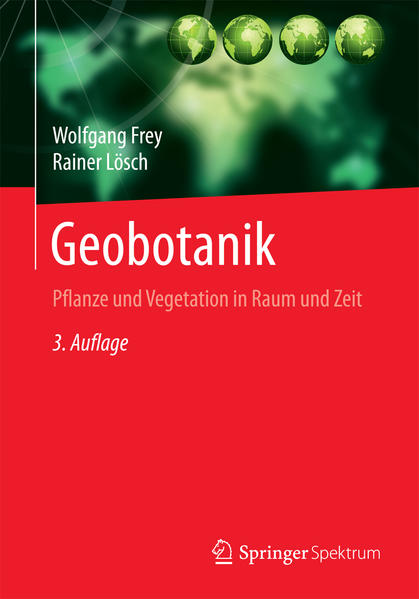 Geobotanik - Coverbild