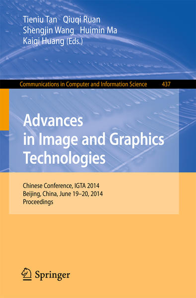 Advances in Image and Graphics Technologies - Coverbild