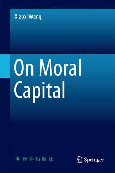 On Moral Capital - Coverbild
