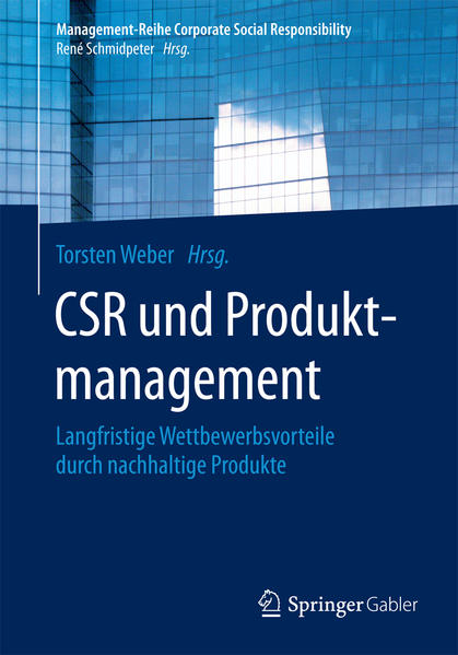 CSR und Produktmanagement - Coverbild