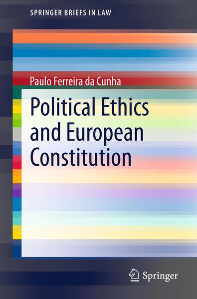 Political Ethics and European Constitution - Coverbild