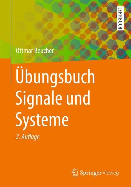 Übungsbuch Signale und Systeme - Coverbild